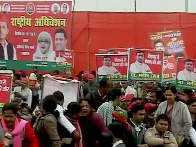 Videos : सपा के घटनाक्रम पर क्या कहा अखिलेश के मंत्रियों ने