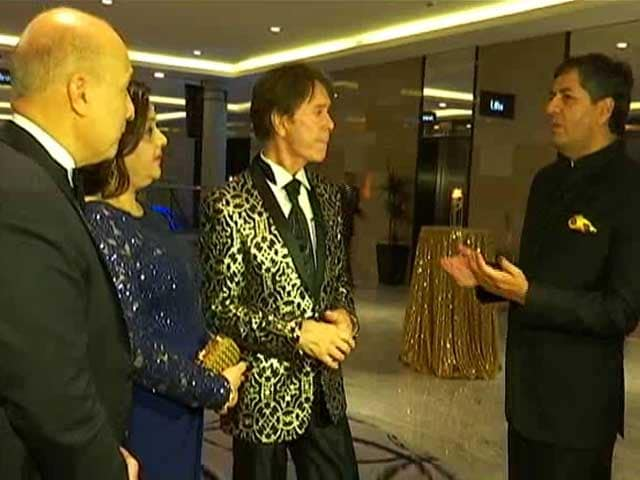 Video : Shiksha Ki Ore Fundraiser: The Arora Ball 2016