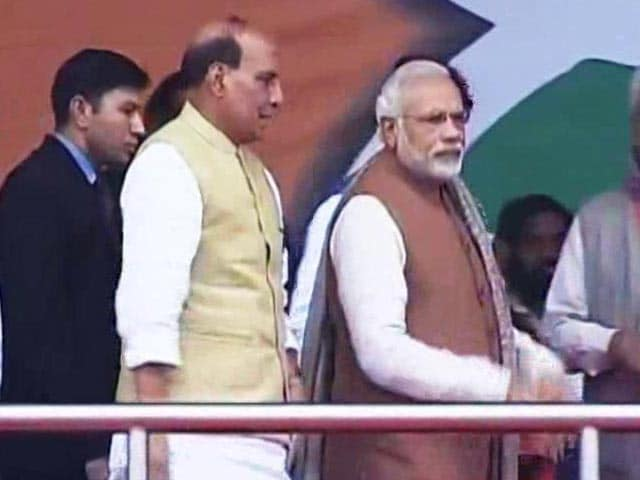 Video : Size Of This Rally Shows Who Will Win UP, Says PM Narendra Modi