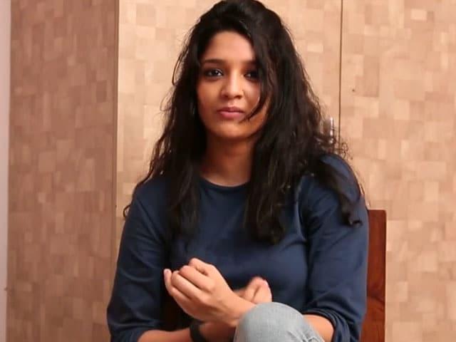 விஜய் சேதுபதி ரொம்ப அமைதியான டைப் - நடிகை ரித்திகா சிங்.