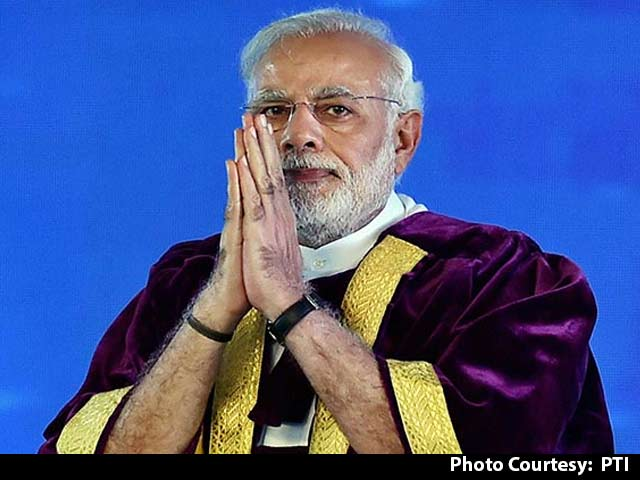 Video : India Can Be Among World Top 3 In Science And Technology: PM Modi