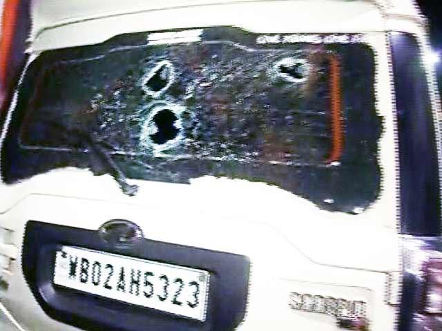 Videos : टीएमसी सांसद की गिरफ्तारी के बाद बीजेपी दफ्तर पर हमला