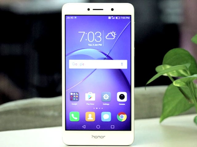Video : Honor 6X First Look