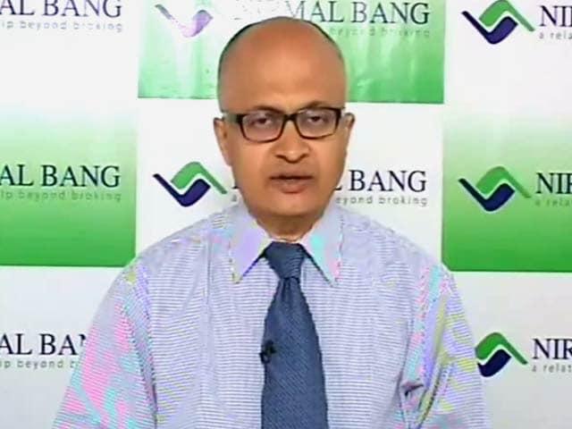 Video : Bullish On Select NBFCs: Nirmal Bang