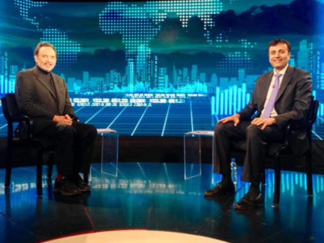 Video : Ruchir Sharma, Prannoy Roy On The Elections And Economy In 2017