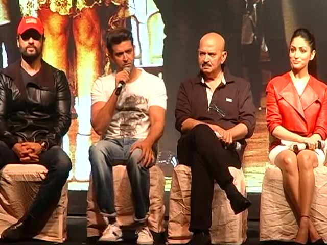 Video : My Characters in <i>Guzaarish</i> and <i>Kaabil</i> Are Very Positive: Hrithik Roshan