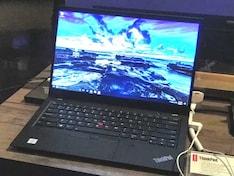 Lenovo ThinkPad X1 Carbon, ThinkPad X1 Tablet First Look