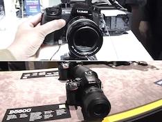 Panasonic Lumix GH5, Nikon D5600 First Look