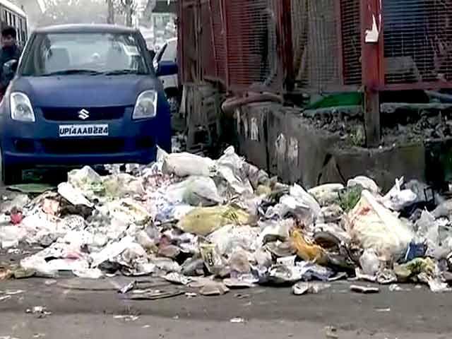 Video : MoJo@7: कूड़े के ढेर में तब्दील हुई पूर्वी दिल्ली