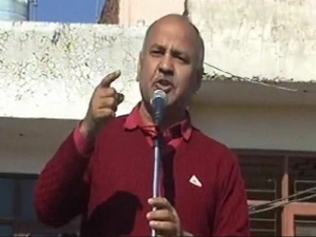 Video : Arvind Kejriwal For Punjab Chief Minister? Sisodia Comment Fuels Speculation
