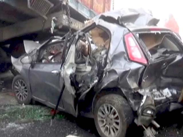 Video : India's Grim Statistics Of Road Accidents