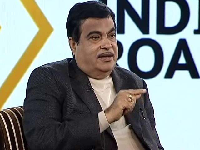 Video : Government Is Pushing For Intelligent Traffic Systems: Nitin Gadkari