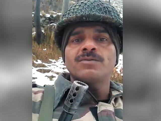 Video : BSF Jawan Tej Bahadur Yadav, Sacked After Videos Went Viral, Says 'Will Move High Court'