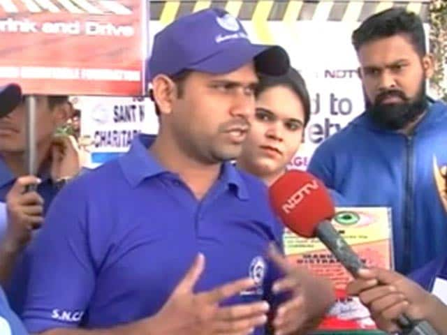 Video : Mumbaikars Voice Their Support For #RoadSafety