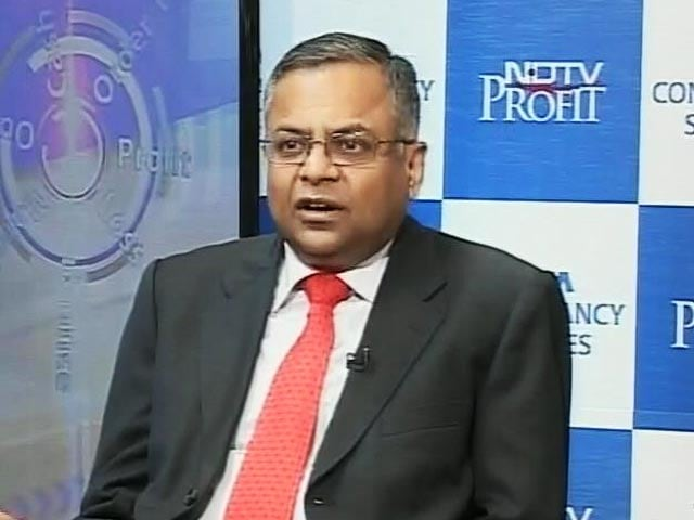 Video : TCS Chief Natarajan Chandrasekaran Is New Tata Sons Chairman