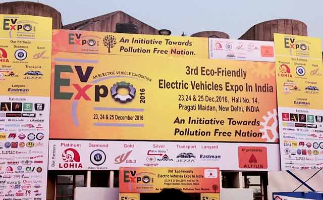 Video : 2016 Electric Vehicle (EV) Expo Report