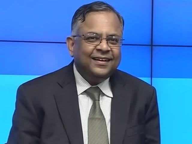 Video : Tata Sons Chairman, N Chandrasekaran On New Responsibilities