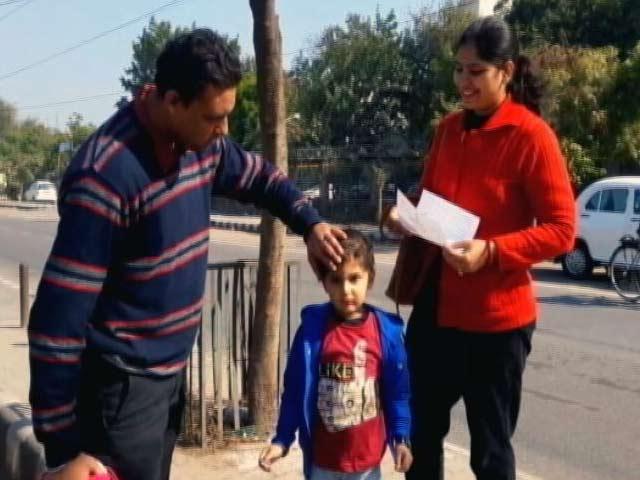 Video : दिल्ली : नर्सरी दाखिले का मामला हाइकोर्ट में...