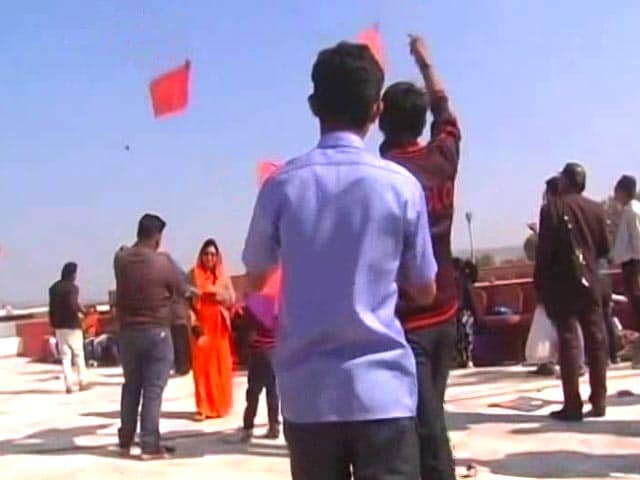 Video : The Tale Of Kite Flying From The Royal Quarters Of Rajasthan