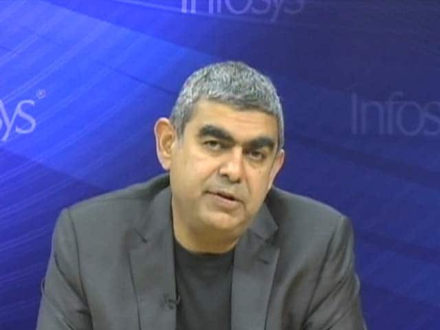 Video : I Am A US Local Hire, Says Infosys Chief Vishal Sikka On H1B Concerns
