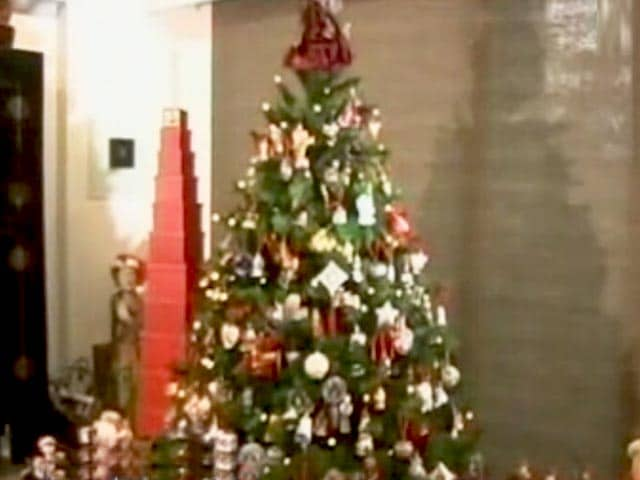 video german christmas in chennai - German Christmas Tree