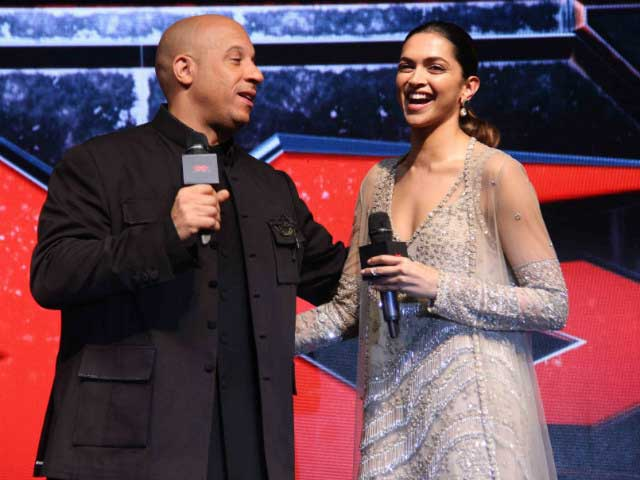 Video : <i>xXx 3</i>: Deepika Padukone's Film Is 'Special'