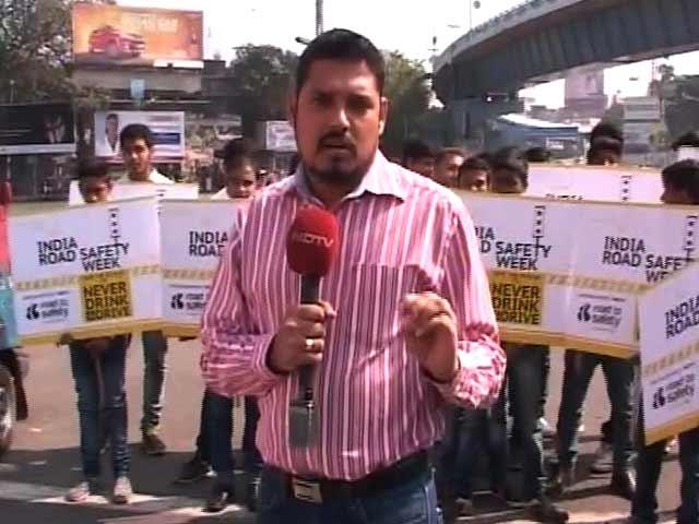 Video : Kolkata Celebrates India Road Safety Week