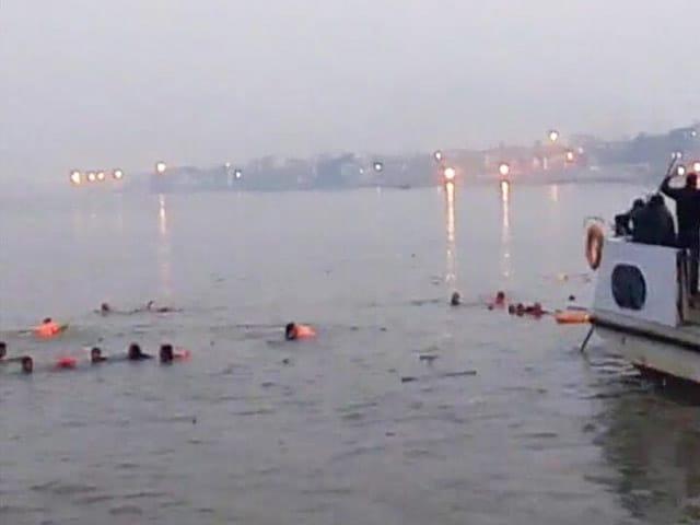 Video : पटना में गंगा नदी में नौका डूबी, 24 लोगों की मौत