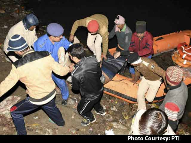 Video : 24 Dead After Boat Carrying 40 Capsizes In River Ganga Near Patna