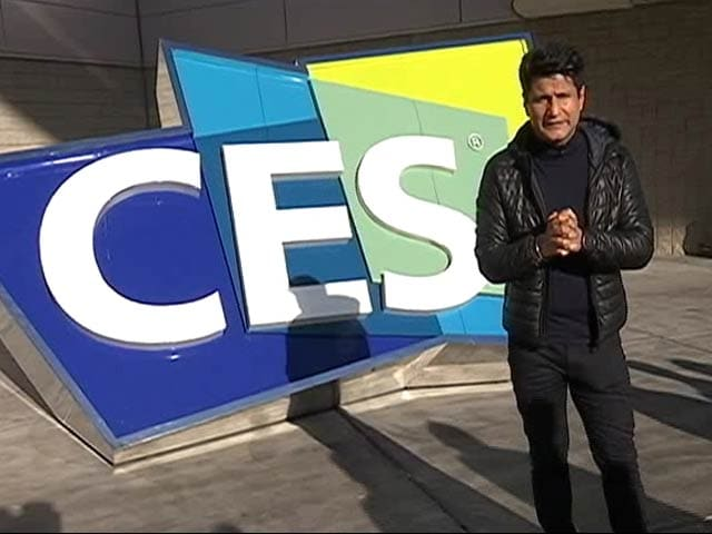 Video : Cell Guru at the Mecca of Tech - CES 2017