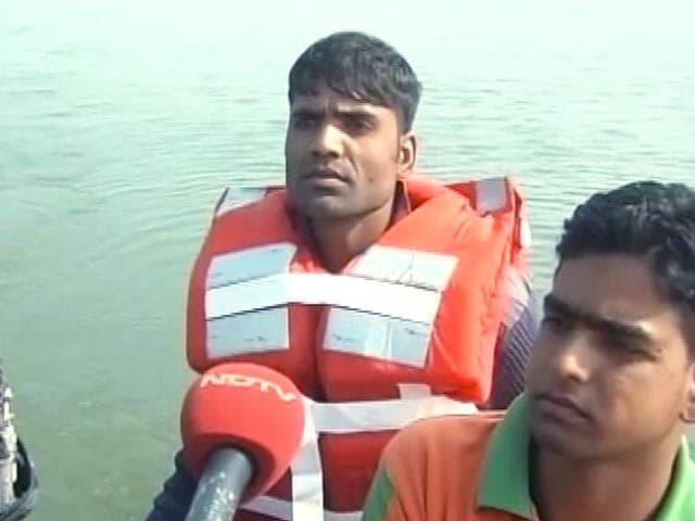 Videos : पटना नाव हादसा : एसडीआरएफ टीम ने कहा - यदि हम गश्त पर होते तो लोगों की जान बचा लेते