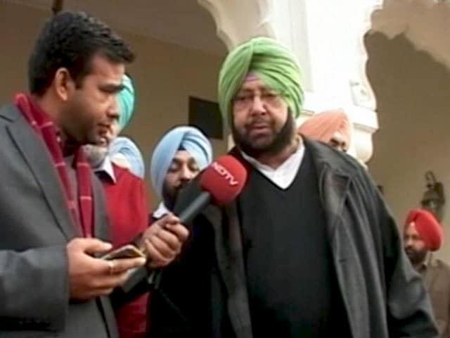 Videos : पूरा पंजाब अकाली को बाहर करना चाहता है : कैप्टन अमरिंदर सिंह