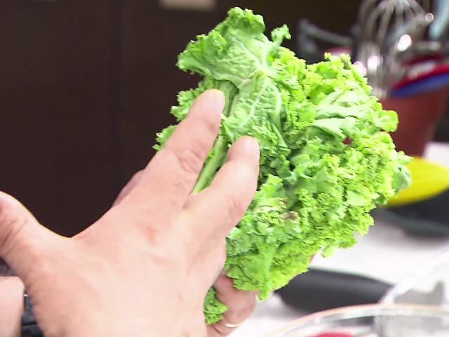 Video : Introduce Kale In Your Diet For A Healthy You