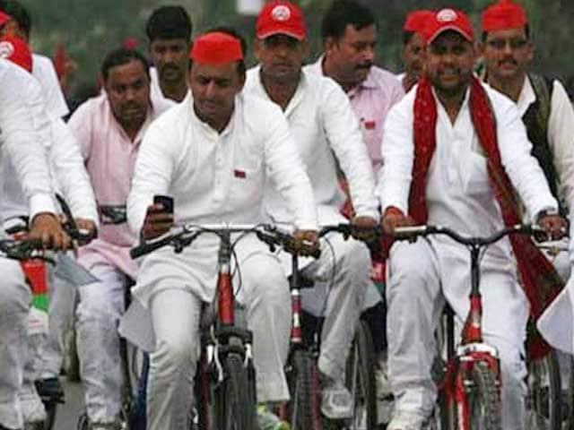Videos : अखिलेश यादव को मिला 'साइकिल' चुनाव चिह्न