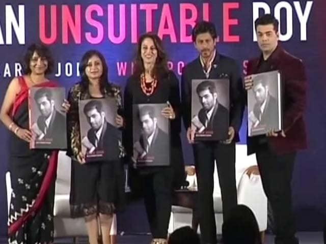 Video : Karan Johar Reveals About His Life During <i>An Unsuitable Boy</i>'s Launch