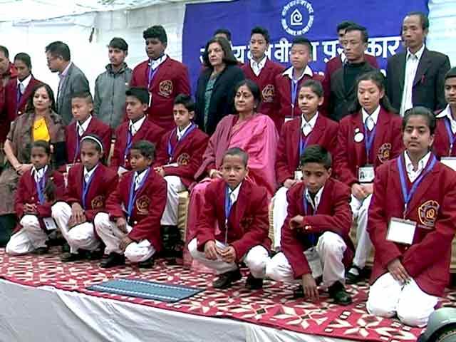 Videos : इस साल 25 बच्चों को राष्ट्रीय वीरता पुरस्कार