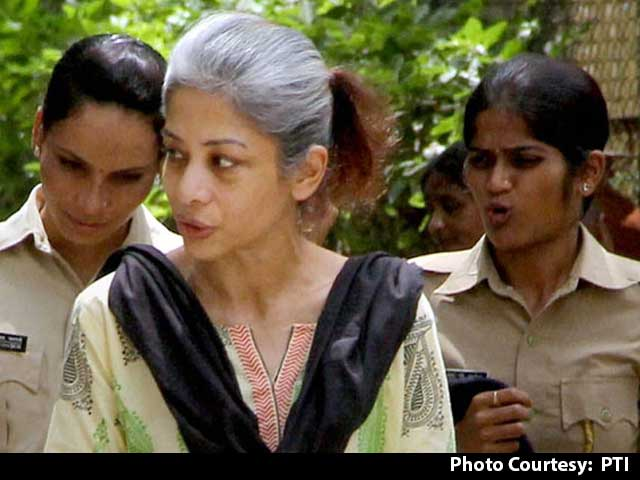 Video : Charged With Murder Today, Indrani Mukerjea Seeks Divorce From Peter