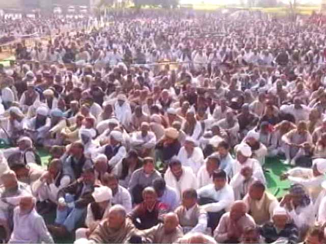 Video : Will Teach BJP A Lesson, Say Angry Jats In Western UP