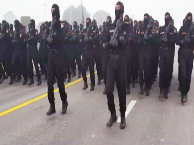Videos : गणतंत्र दिवस परेड में नजर आएंगे एनएसजी कमांडो