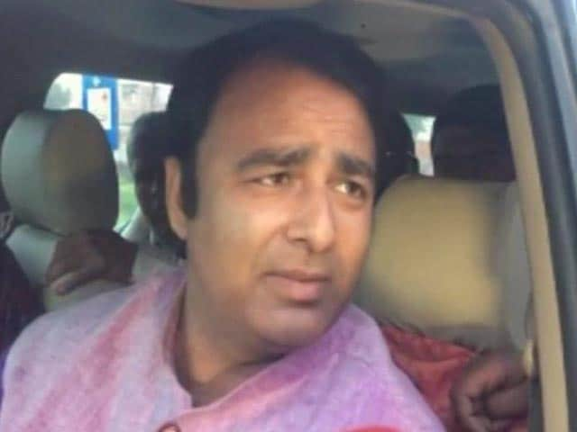 Video : BJP's Sangeet Som In Trouble For Using 'Riots Video' During UP Campaign