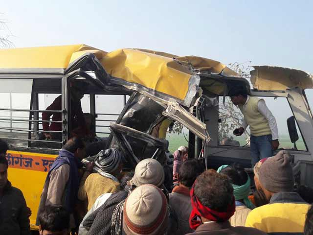 School Bus Accident: Latest News, Photos, Videos on School