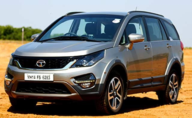 Tata Hexa: Launch, Price Overview