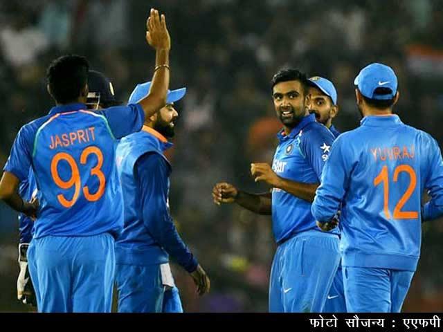 Videos : कटक में भारत की सीरीज जीत में एमएस धोनी और युवराज सिंह सितारे बनकर उभरे