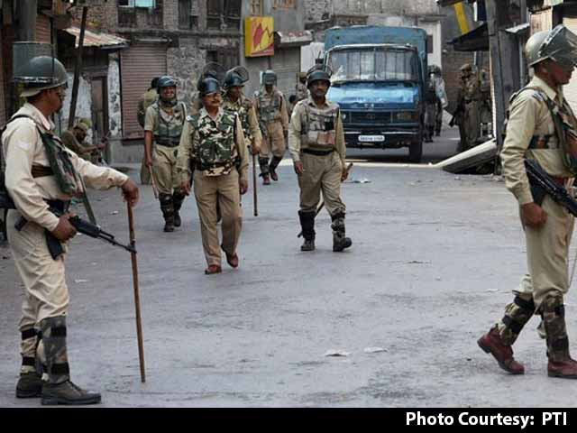 Video : Extra Forces Called Into Kashmir During 5-Month Unrest, To Be Withdrawn
