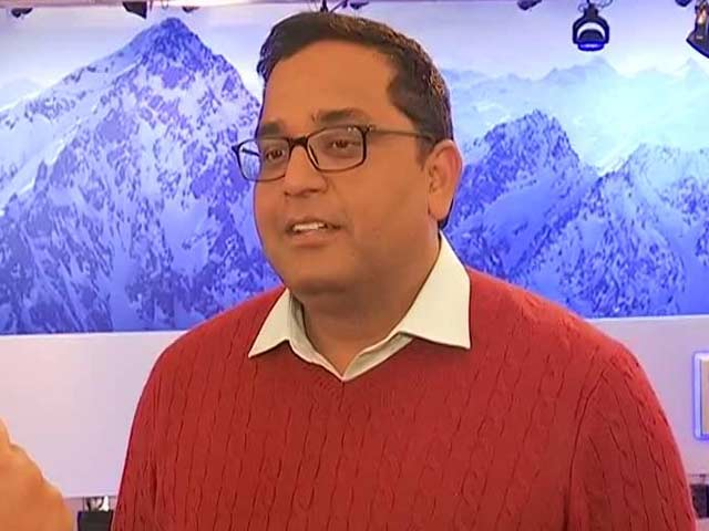 Video: 'It Was A Private Party, Don't Know Who Leaked it': Paytm CEO On Viral Video