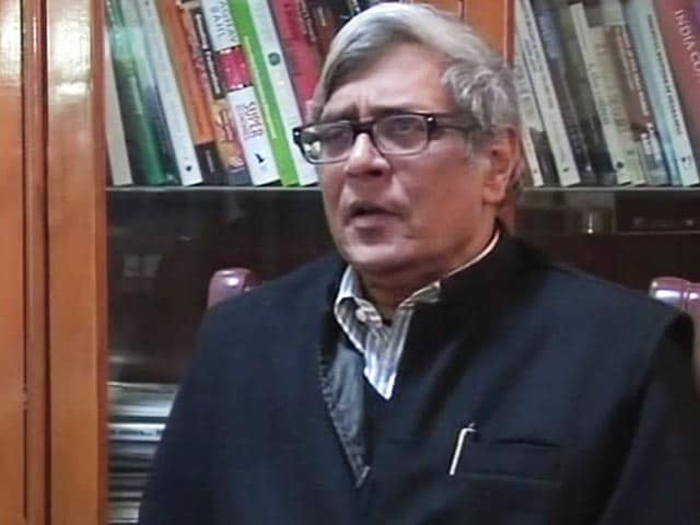 Video : Too Premature To Downgrade India's Growth Forecast: Bibek Debroy