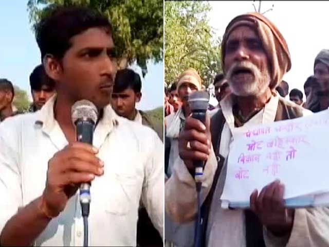 Video : A Small Village In Uttar Pradesh Makes A Big Election Pledge