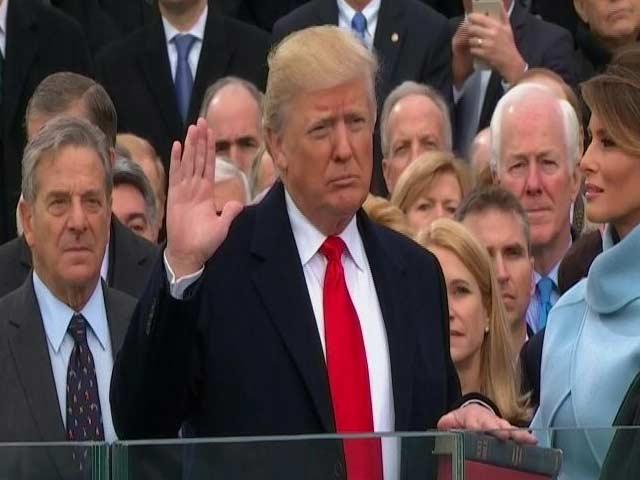 Videos : डोनाल्ड ट्रंप ने अमेरिका के 45वें राष्ट्रपति के रूप में शपथ ली