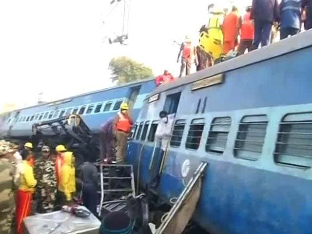 Video : 39 Dead, 54 Injured After Hirakhand Express Derails In Andhra Pradesh