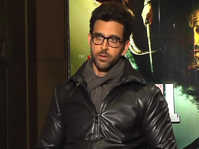 Video : Had Spoken To SRK On <i>Kaabil</i> And <i>Raees</i>'s Clash: Hrithik Roshan